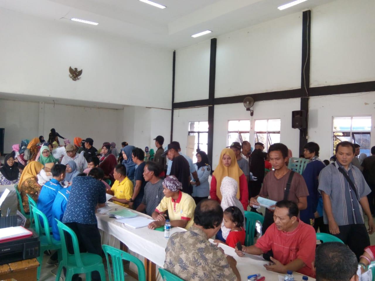Pelayanan Gempungan di Sindangkasih